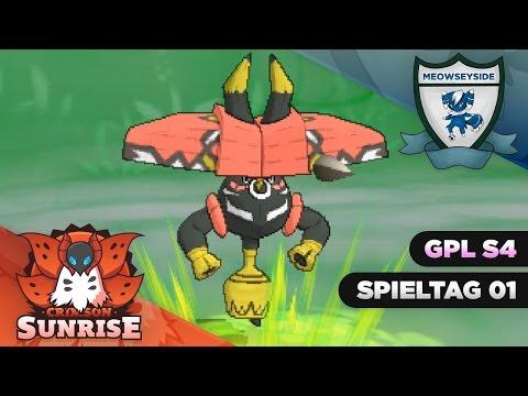 GPL [S4] - Spieltag 01 - vs. Meowseyside: Das weckt den Stier in dir!