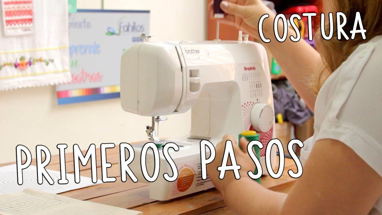 Ejercicios Básicos Para Aprender A Coser A Máquina Curso Gratis De Costura Con Luzkita Clase 3 Youtube