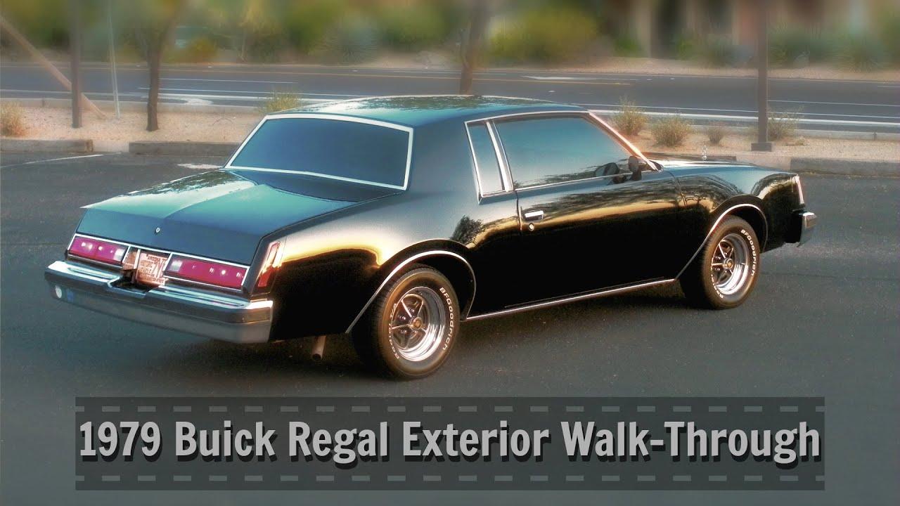 1979 buick regal exterior walkthrough youtube. Black Bedroom Furniture Sets. Home Design Ideas