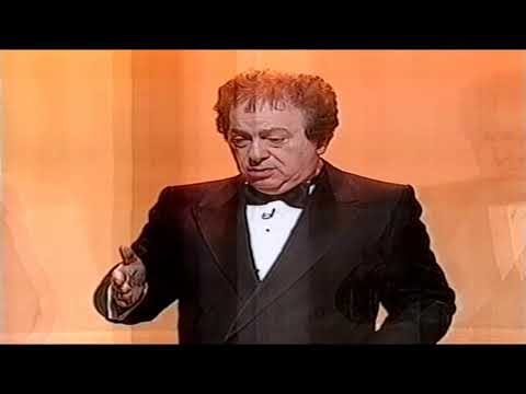 Jackie Mason (Royal Variety Performance) Victoria Palace Theatre 1991 HD