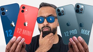 iPhone 12 vs 12 Pro vs 12 Pro Max - Which should you buy?