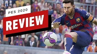 eFootball PES 2020 Review