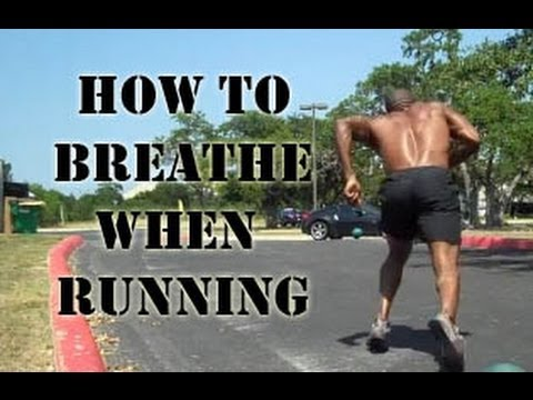 How To Breathe While Running To Run Further And Easier Youtube