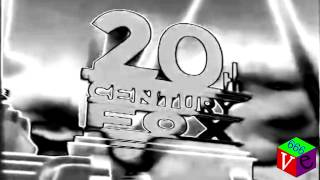 20th Century Fox Home Entertainment 1995 in Black & White Chorded