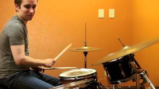 Matt Iron Johnson - Shadow Gallery Gold Dust Drum Cover