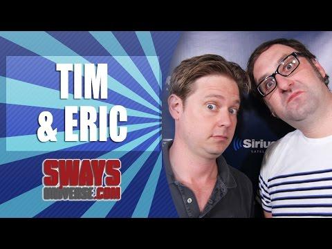 Adult Swim Writers Tim & Eric Talk Parodies, Justin Beiber & Jamaican Dancing