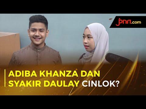 Ternyata Syakir Daulay Mengagumi Adiba Khanza, Cinlok?
