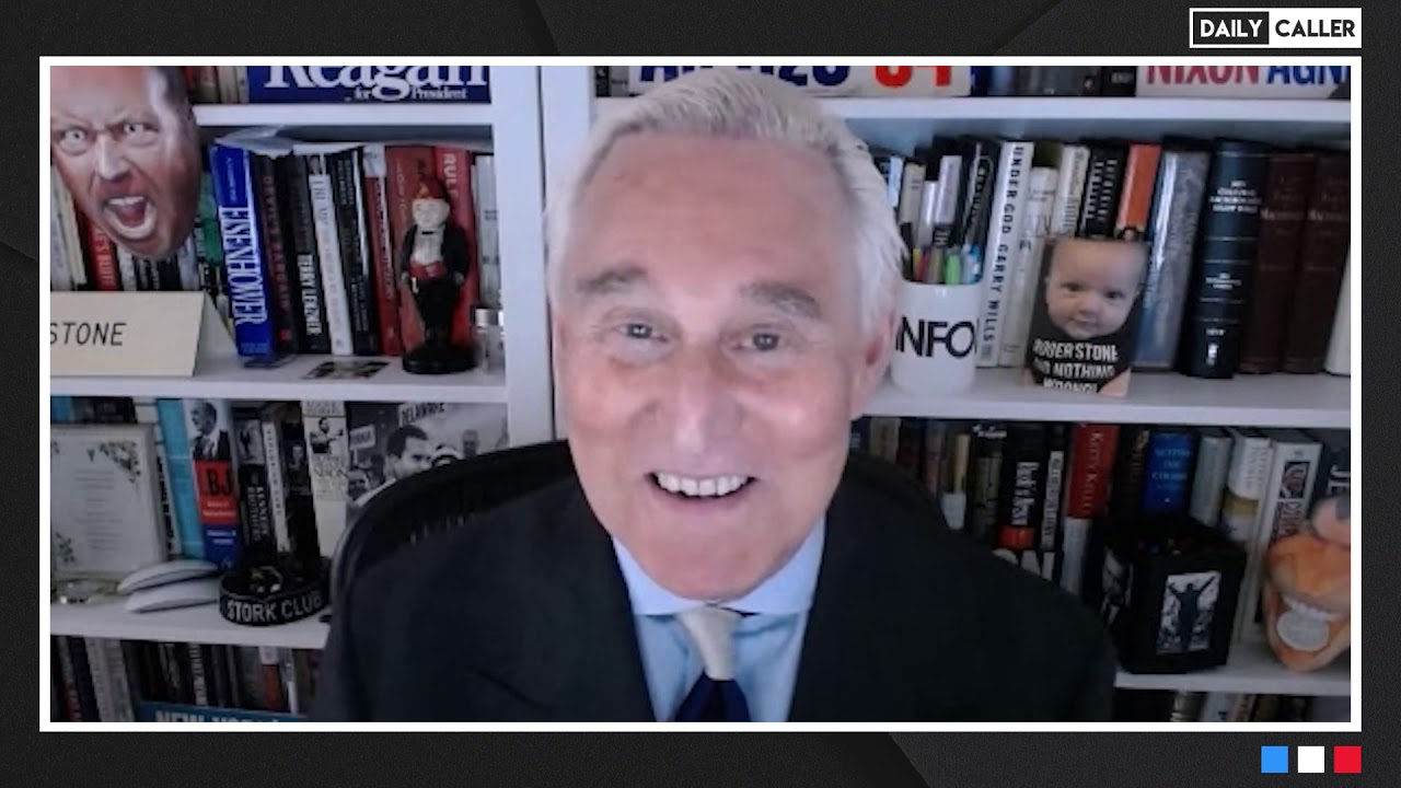 We Asked Roger Stone If He Deserves A Pardon from Trump