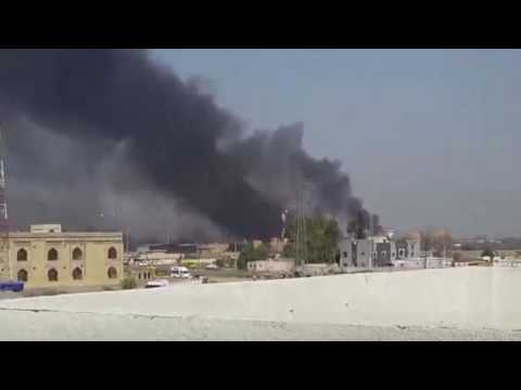 Islamic State Targets Gas Plant North of Baghdad