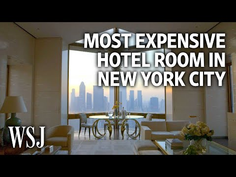 Thumbnail: Inside the Most Expensive Hotel Room in New York City