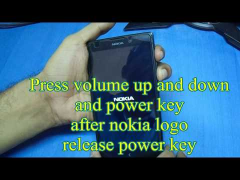 How To Pattern Reset Nokia XL RM 1030 Eazy Youtube