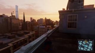 Spider-Man PS4 Pro 1080p