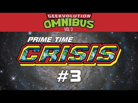 Prime Time Crisis #3 | TMNT 2012 Finale, Supergirl, Gotham and More