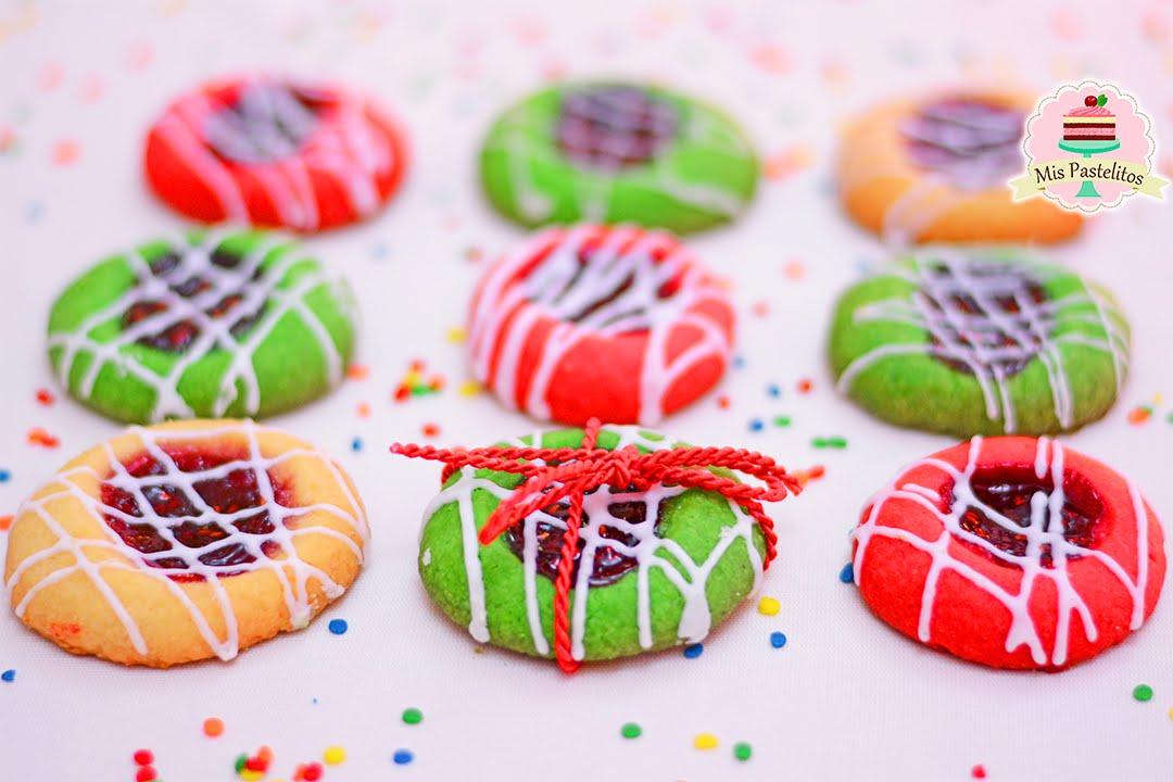 Galletas navide as para compartir mis pastelitos youtube for Cosas artesanales para navidad