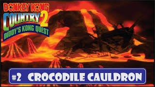 Detonado Donkey Kong Country 2 Diddy's Kong Quest Br - 2º Mundo - Parente Do Scorpion