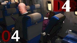 D4: Dark Dreams Don't Die Playthrough Part 4 - Airplane Investigation