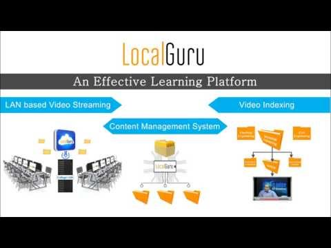 LocalGuru - Video Digital Library for College LAN