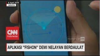 'Fishon', Aplikasi Kekinian untuk Nelayan Berdaulat