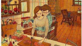 Романтичный клип о любви, нежности, заботе... Стихи Екатерина Якунина