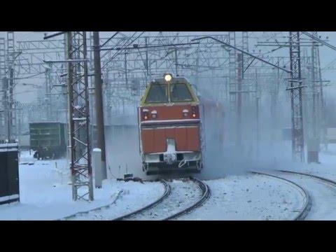 видео: Снегоуборочная машина