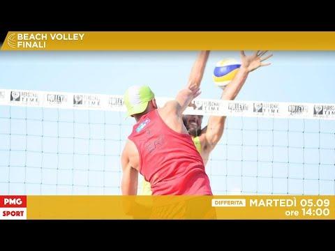 Campionato Italiano Beach Volley 2017 - Finali Catania