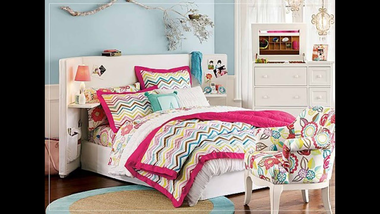 Pretty Designed Bed Sets For Women