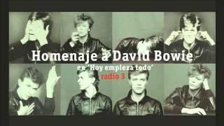 Homenaje a David Bowie en