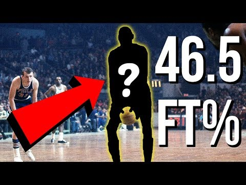 What If The WORST Free Throw Shooter In NBA History Made His Free Throws