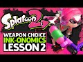 Which Weapon To Use In Splatoon 2 - Inkonomics Lesson Two