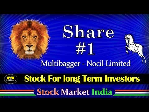 Multibagger Stocks - Stock Market India -  Best Stock For Long Term Investment - Top Stocks -