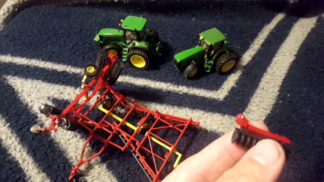 1 64 Custom Farm Toys What Am I Working On Youtube