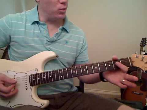 Hurts So Good Part 2 Guitar Lesson John Mellencamp