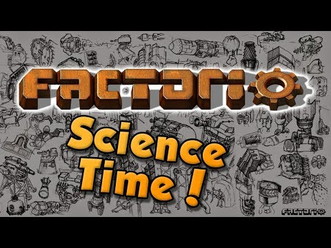 SCIENCE TIME! Ep 8. Factorio 0.16 Letu0027s Play   Modded   Most Popular Videos