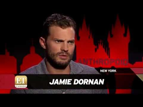 Jamie Dornan - ET CANADA Interview