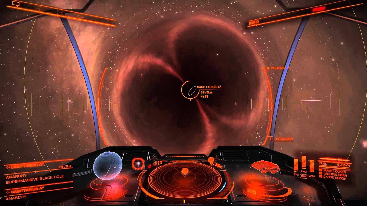 Elite Dangerous: Sagittarius A* Supermassive Black Hole ...