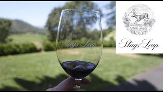 Tour of Stags' Leap Winery, Napa Valley