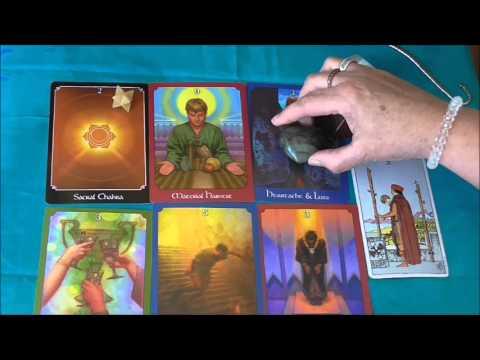 Libra December 2015 Taroscope & 2016 Energies