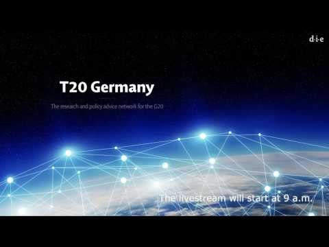 Introducing #T20Germany research and policy advice network