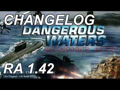Dangerous Waters Reinforce Alert 1.42 Changelog  