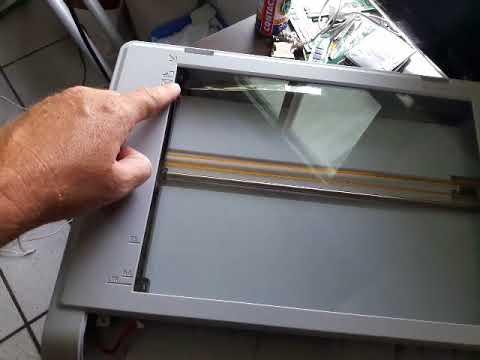Samsung SCX-4200 Scanner Mac