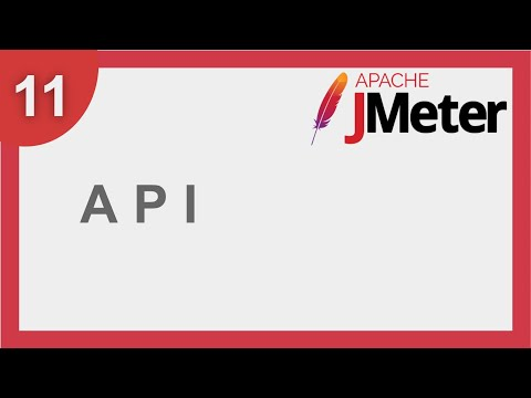 JMeter Beginner Tutorial 9 - Testing Web Services API
