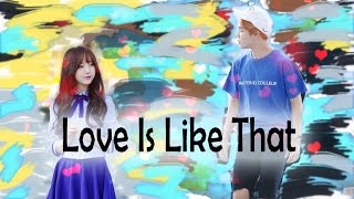 Gambar cover (Eng Sub) FMV Love Is Like That  Kei x Jimin
