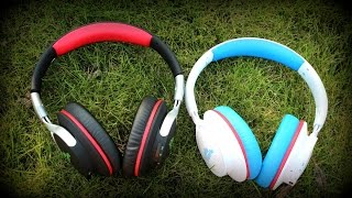 Gambar cover Mixcder ShareMe 7 Bluetooth Headphones Review - Share the Music!