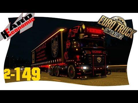 ETS 2 (v1.28) | 2-149 | Für Diesel und Fahrzeit | Andreas Schubert HE