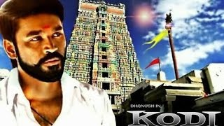 Kodi - Hindi trailer | Dhanush , Trisha | Santosh Narayanan