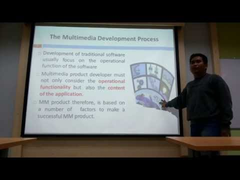 Multimedia Development Life Cycle Presentation