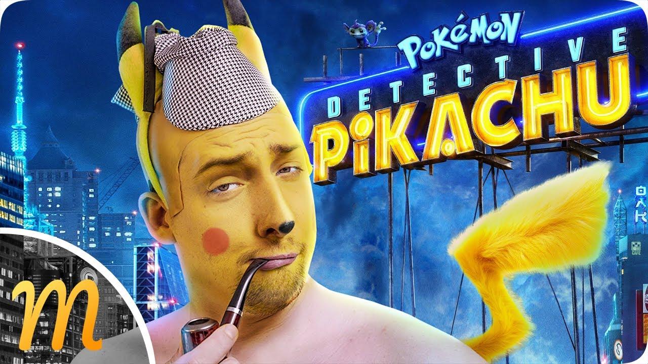 QUI L'A LAISSÉ SORTIR ? - Détective Pikachu