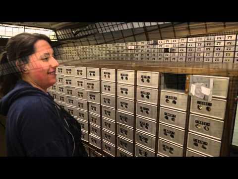 Birmingham Municipal Bank - Brum's Hidden Spaces