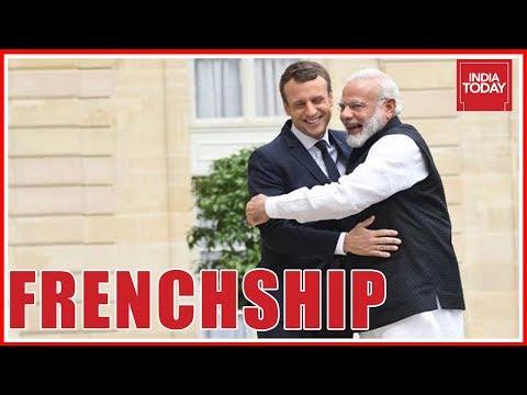 Frenchship | Inside Story Of French President Emmanuel Macron's India Visit