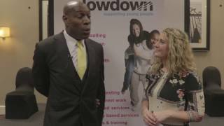 Frank Bruno and the Lowdown - Counselling and Mental Health - Jogo Convention 2017